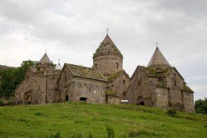 Goshavank_monastery